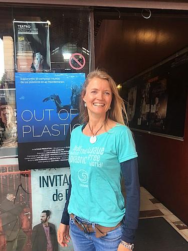 Line Hadsbjerg, cofundadora de Cleanwave