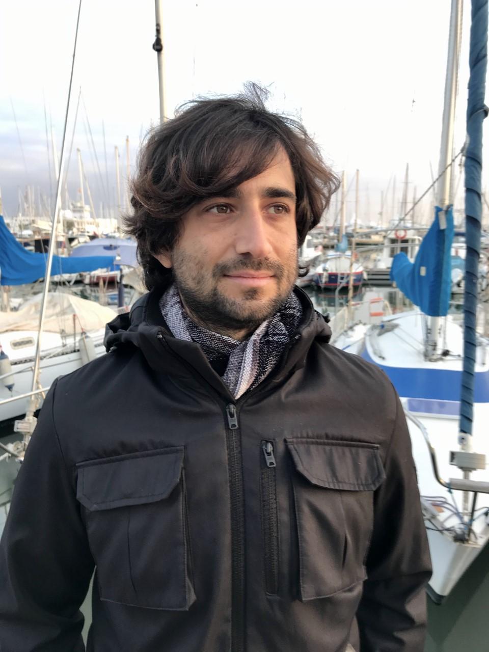 Xisco Sobrado, Marine Area specialist at GEN-GOB