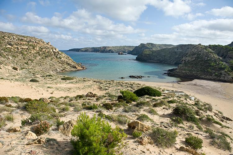 Marine programme in Menorca