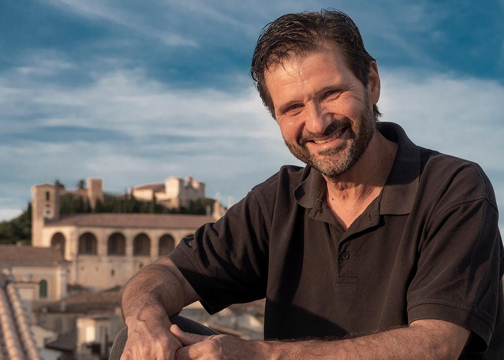 Agustí Torres, president of Shark Med