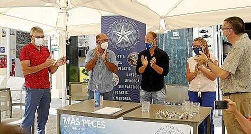 """Marilles Fundation - """"Menorca Sin Plástico"""", cinco entidades de Menorca se unen para luchar contra los plásticos"""