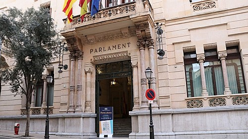 Marilles Fundation - Entidades baleares presentan este miércoles en el Parlament el Foro de la Sociedad Civil