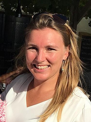 Rebecca Morris, director of FPM.