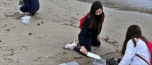 Marilles Fundation - Observadores del mar, las manos y ojos de los científicos