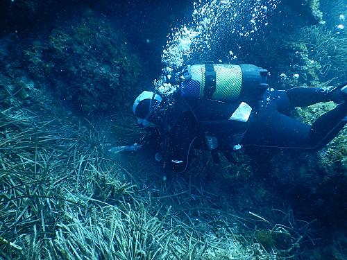 Las presiones del medio marino en Menorca