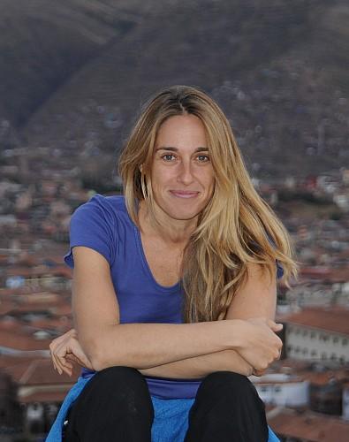 Carolina Molina, presidenta de la ACBIB