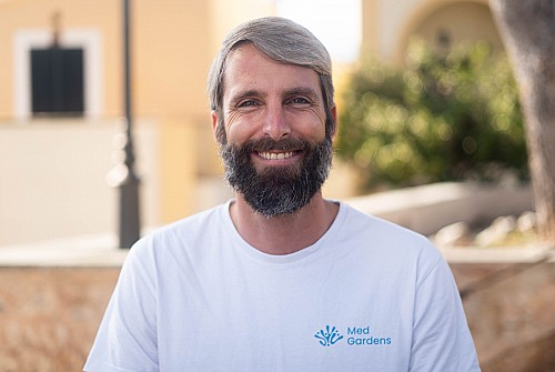 José Escaño, marine biologist