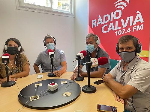 Marine citizen science on the radio